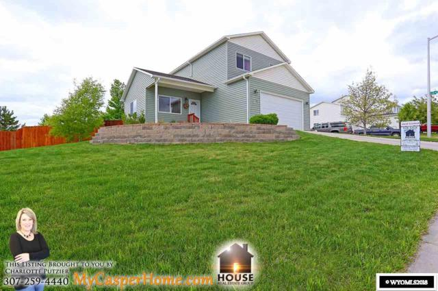 3526 Applegate Drive, Casper, WY 82604 (MLS #20182878) :: RE/MAX The Group