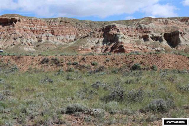 TBD Painted Hills Drive, Dubois, WY 82513 (MLS #20182892) :: RE/MAX The Group