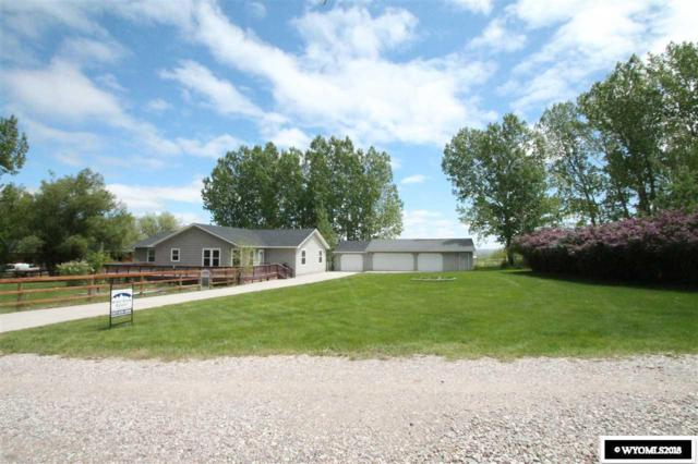 21 Mary Ann Drive, Lander, WY 82520 (MLS #20182933) :: RE/MAX The Group
