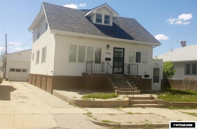 1234 and 1236 S Chestnut, Casper, WY 82601 (MLS #20182934) :: RE/MAX The Group