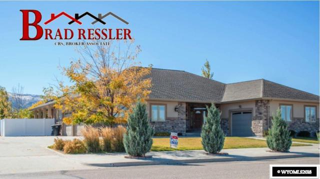6241 Trevett Lane, Casper, WY 82604 (MLS #20182950) :: RE/MAX The Group