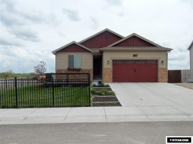 807 Flicker, Douglas, WY 82633 (MLS #20182954) :: RE/MAX The Group