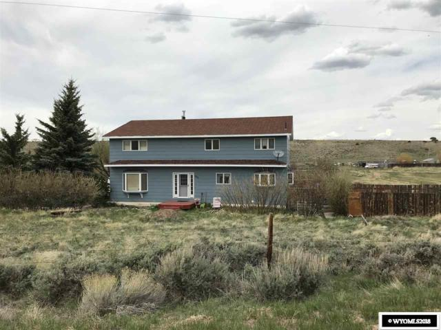 762 County Road 260, Fort Bridger, WY 82933 (MLS #20182957) :: Lisa Burridge & Associates Real Estate