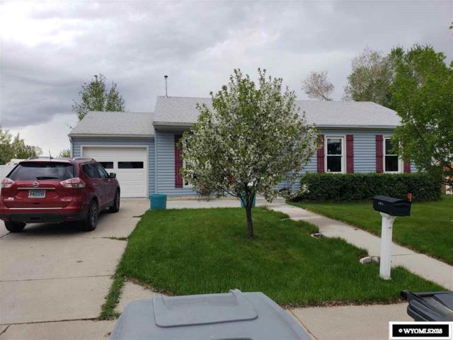 224 Tyler Street, Rock Springs, WY 82901 (MLS #20182961) :: Lisa Burridge & Associates Real Estate