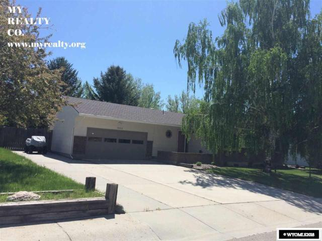 1025 Laredo, Douglas, WY 82633 (MLS #20182975) :: Real Estate Leaders