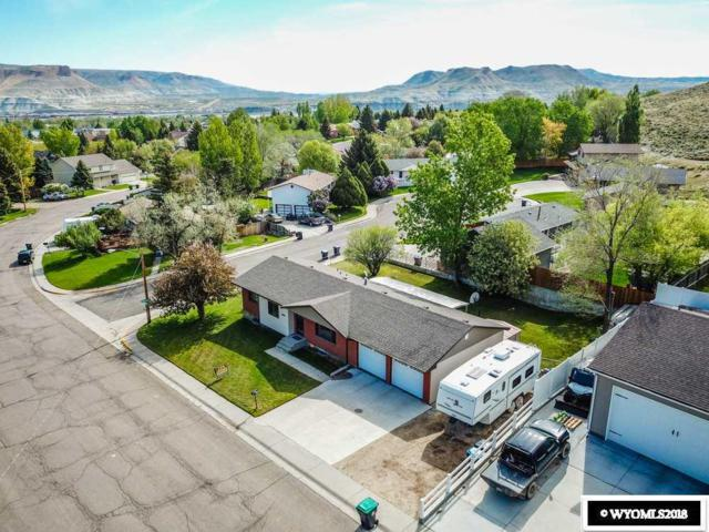 1505 Indian Hills Drive, Green River, WY 82935 (MLS #20182982) :: Real Estate Leaders