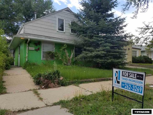 1311 S Cherry Street, Casper, WY 82604 (MLS #20182984) :: Real Estate Leaders