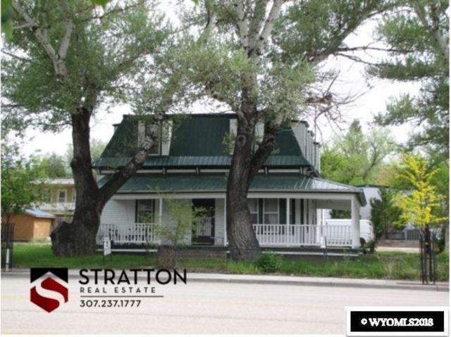 417 W Birch, Glenrock, WY 82637 (MLS #20183035) :: RE/MAX The Group