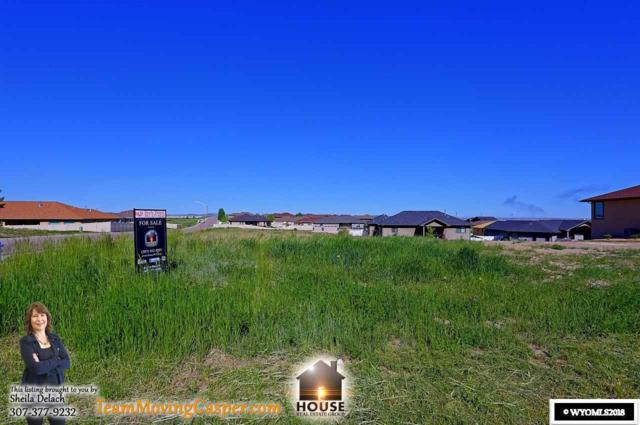 2844 Player Drive, Casper, WY 82601 (MLS #20183052) :: RE/MAX The Group