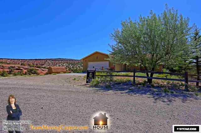 25820 Cedar Mesa Road, Alcova, WY 82620 (MLS #20183055) :: RE/MAX The Group
