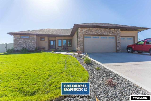 2841 Nicklaus, Casper, WY 82601 (MLS #20183089) :: Lisa Burridge & Associates Real Estate