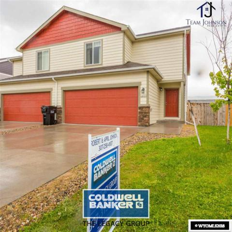 6863 Umpqua River Road, Casper, WY 82604 (MLS #20183104) :: RE/MAX The Group