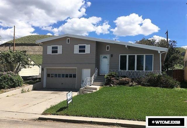 1719 W Coffman Ave, Casper, WY 82604 (MLS #20183147) :: Real Estate Leaders