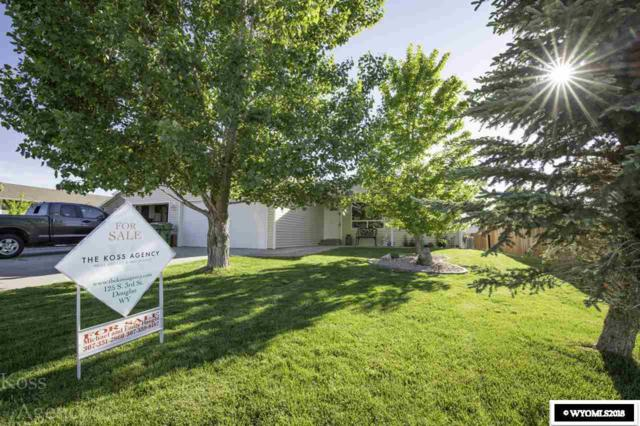 1102 Hatchet Drive, Douglas, WY 82633 (MLS #20183151) :: RE/MAX The Group