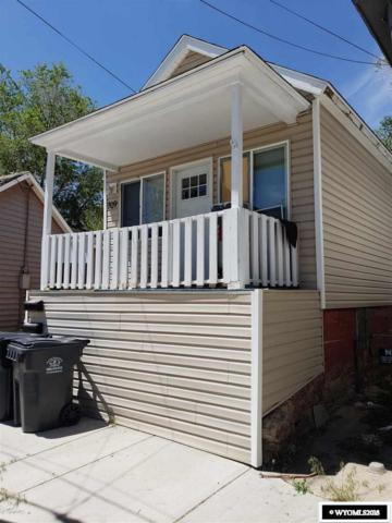 709 Euclid Avenue, Rock Springs, WY 82901 (MLS #20183168) :: RE/MAX The Group