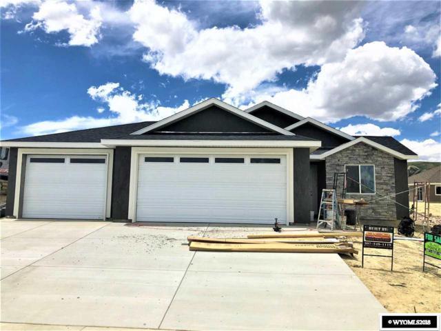 3728 Falcon, Rock Springs, WY 82901 (MLS #20183170) :: Lisa Burridge & Associates Real Estate