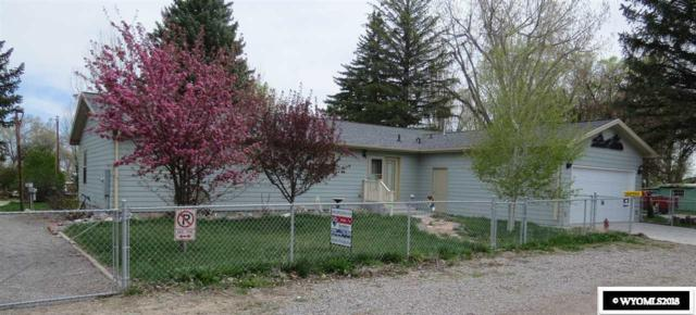 608 Cherry Street, Riverton, WY 82501 (MLS #20183216) :: RE/MAX The Group