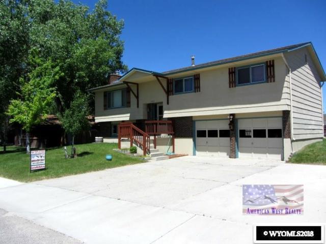 1002 Laredo Drive, Douglas, WY 82633 (MLS #20183251) :: RE/MAX The Group