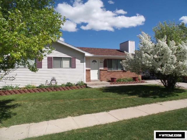 214 Del Rio Dr, Evanston, WY 82930 (MLS #20183267) :: Lisa Burridge & Associates Real Estate