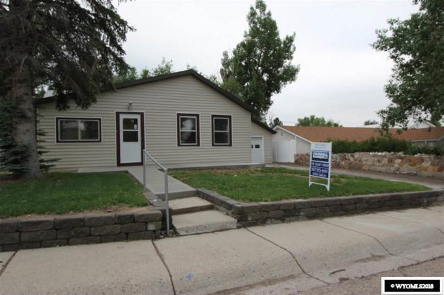 1242 S. Elk, Casper, WY 82601 (MLS #20183292) :: RE/MAX The Group