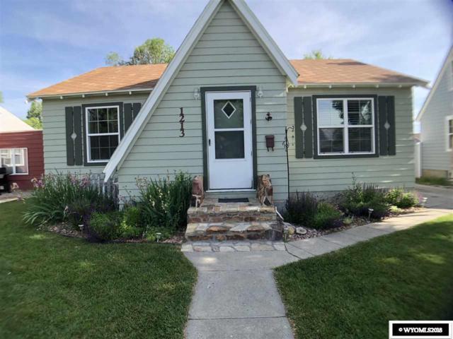 1213 Pulliam, Worland, WY 82401 (MLS #20183318) :: Lisa Burridge & Associates Real Estate