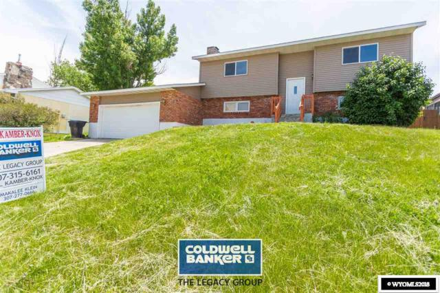 258 Columbine, Casper, WY 82604 (MLS #20183334) :: RE/MAX The Group