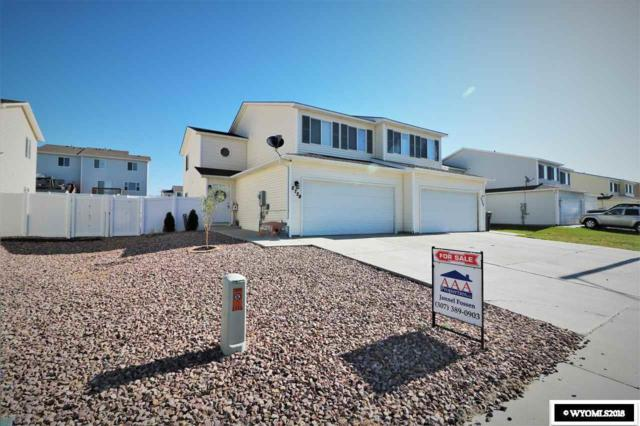 2729 Bastion Drive, Rock Springs, WY 82901 (MLS #20183361) :: Real Estate Leaders
