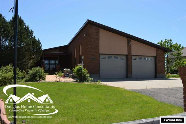 2 Green Drive, Douglas, WY 82633 (MLS #20183382) :: Lisa Burridge & Associates Real Estate