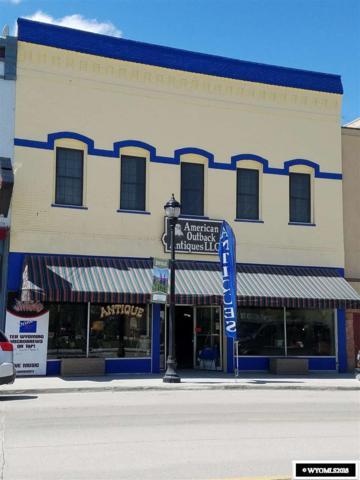 22 S Main Street, Buffalo, WY 82834 (MLS #20183391) :: Lisa Burridge & Associates Real Estate