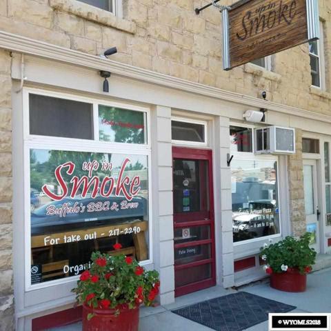 90 & 94 S Main Street, Buffalo, WY 82834 (MLS #20183392) :: Lisa Burridge & Associates Real Estate