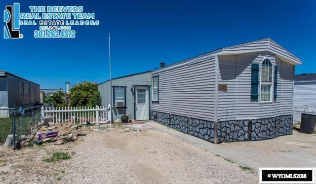 590 N Lewis Lane #56, Mills, WY 82604 (MLS #20183411) :: RE/MAX The Group