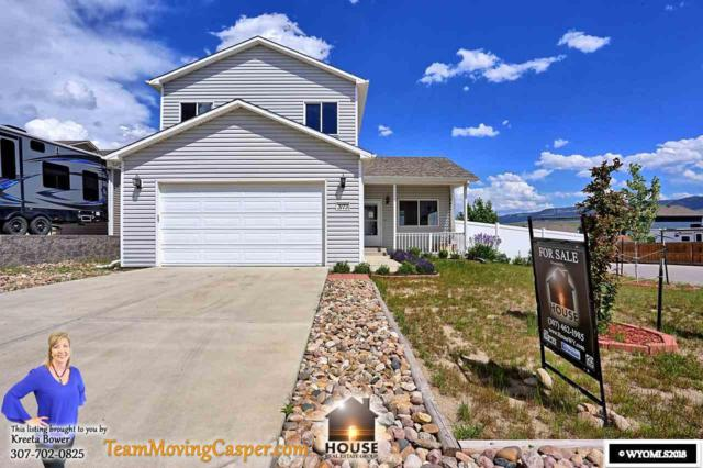 3173 Indian Scout Drive, Casper, WY 82609 (MLS #20183412) :: RE/MAX The Group