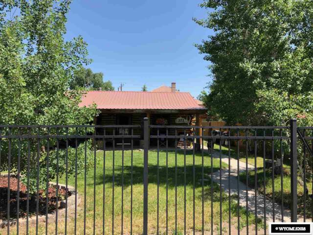 572 Sweetwater Street, Lander, WY 82520 (MLS #20183413) :: RE/MAX The Group