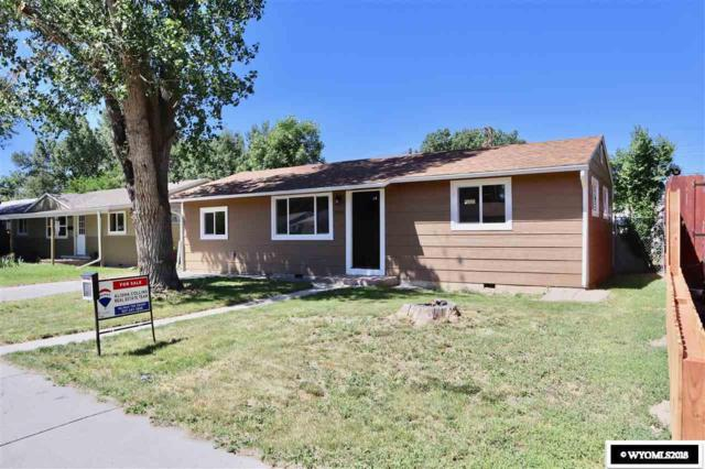 1406 Fremont, Casper, WY 82604 (MLS #20183418) :: RE/MAX The Group