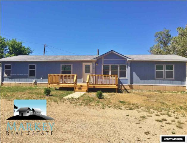 729 Donnel Street, Rawlins, WY 82301 (MLS #20183446) :: RE/MAX The Group
