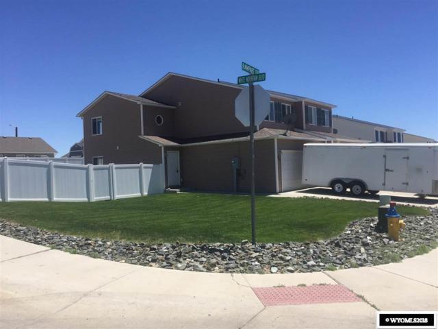 921 Rampart Drive, Rock Springs, WY 82901 (MLS #20183458) :: Real Estate Leaders