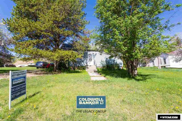 440 S Wyoming, Buffalo, WY 82834 (MLS #20183461) :: Real Estate Leaders