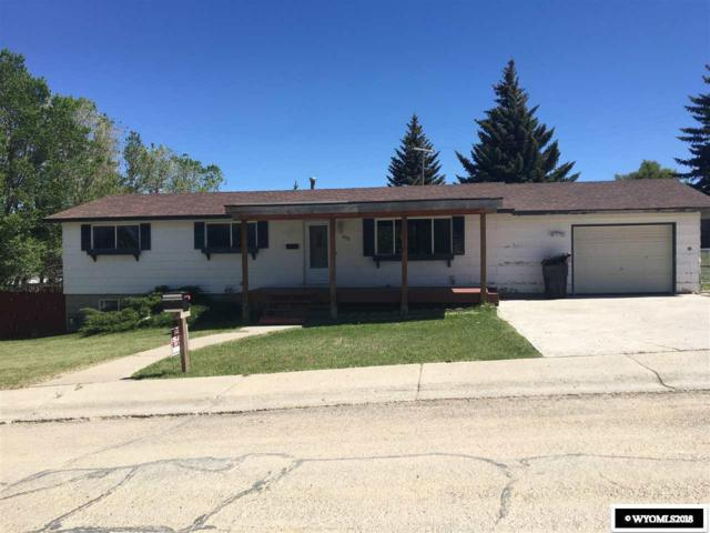 802 Emerald, Kemmerer, WY 83101 (MLS #20183463) :: RE/MAX The Group