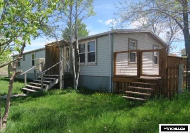 14 Clearview Road, Douglas, WY 82633 (MLS #20183500) :: Lisa Burridge & Associates Real Estate