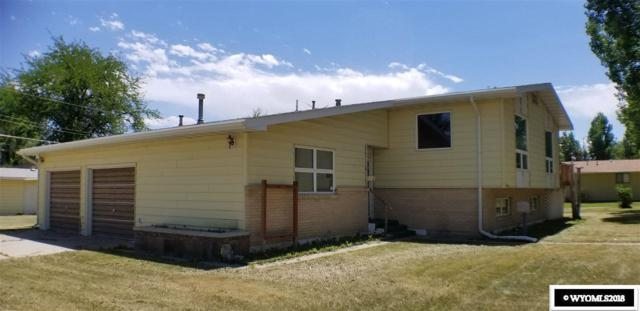 161 N 7th Street, Basin, WY 82410 (MLS #20183521) :: RE/MAX The Group