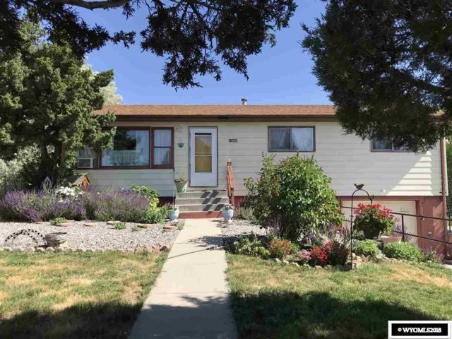 1330 Arapahoe, Thermopolis, WY 82443 (MLS #20183522) :: RE/MAX The Group