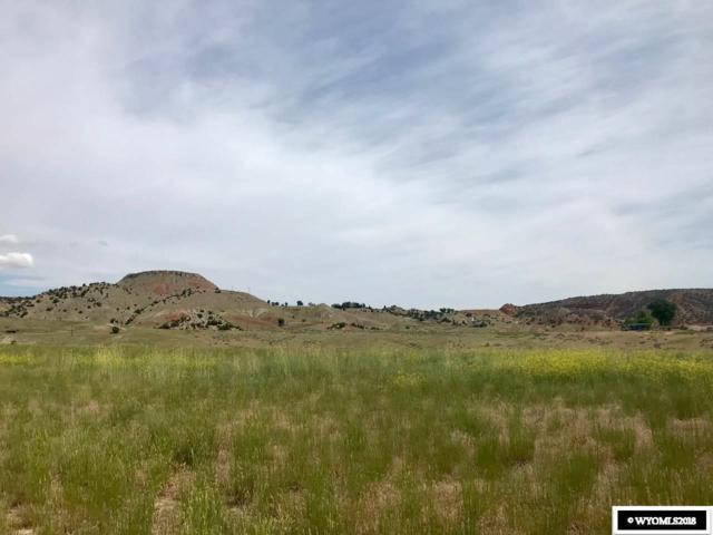TBD Arapahoe Street, Thermopolis, WY 82443 (MLS #20183543) :: RE/MAX The Group