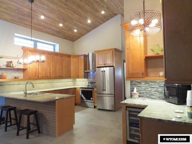 45 Canyon View Road, Lander, WY 82520 (MLS #20183553) :: RE/MAX The Group