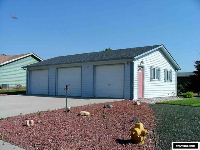 2150 Basin Court, Wheatland, WY 82201 (MLS #20183558) :: RE/MAX The Group