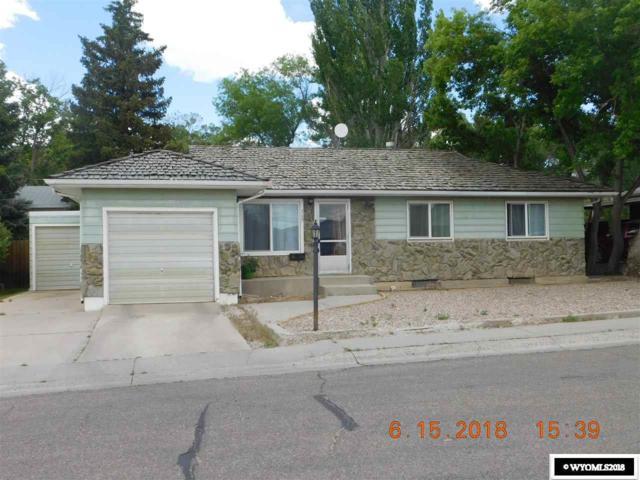 Rock Springs, WY 82901 :: Real Estate Leaders