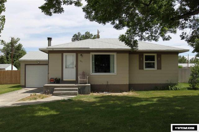 721 S 13th Street, Worland, WY 82401 (MLS #20183568) :: Real Estate Leaders