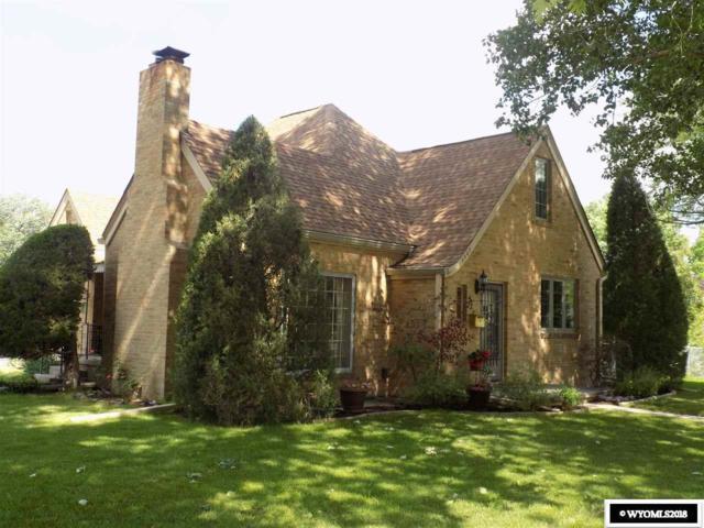 2602 W A Street, Torrington, WY 82240 (MLS #20183571) :: Lisa Burridge & Associates Real Estate