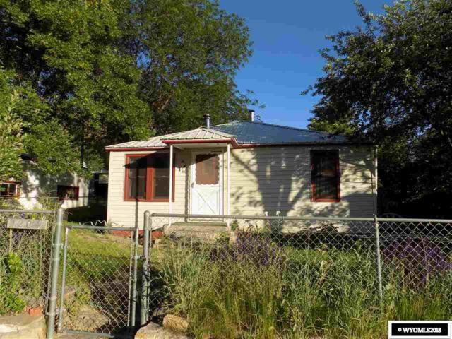 1204 Main Street, Hartville, WY 82215 (MLS #20183582) :: Lisa Burridge & Associates Real Estate