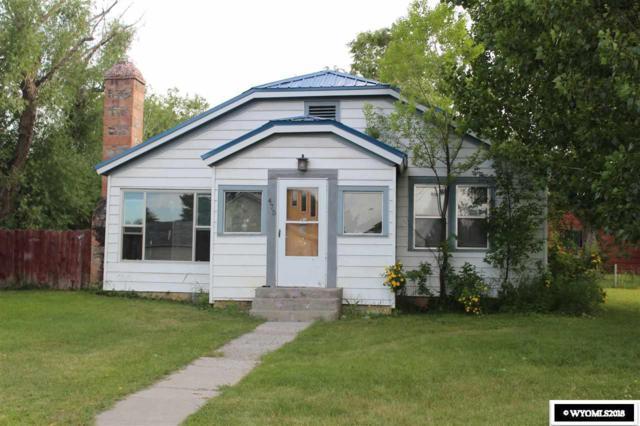 475 Market, Lander, WY 82520 (MLS #20183585) :: Lisa Burridge & Associates Real Estate