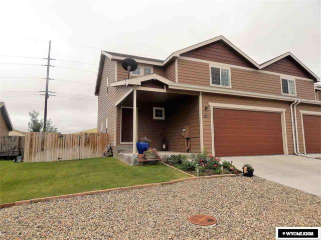 1511 Meadow Lane, Douglas, WY 82633 (MLS #20183591) :: Lisa Burridge & Associates Real Estate